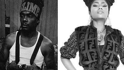"""SAIU! venha ouvir a música """"Anybody"""" de Young Thug com Nicki Minaj."""
