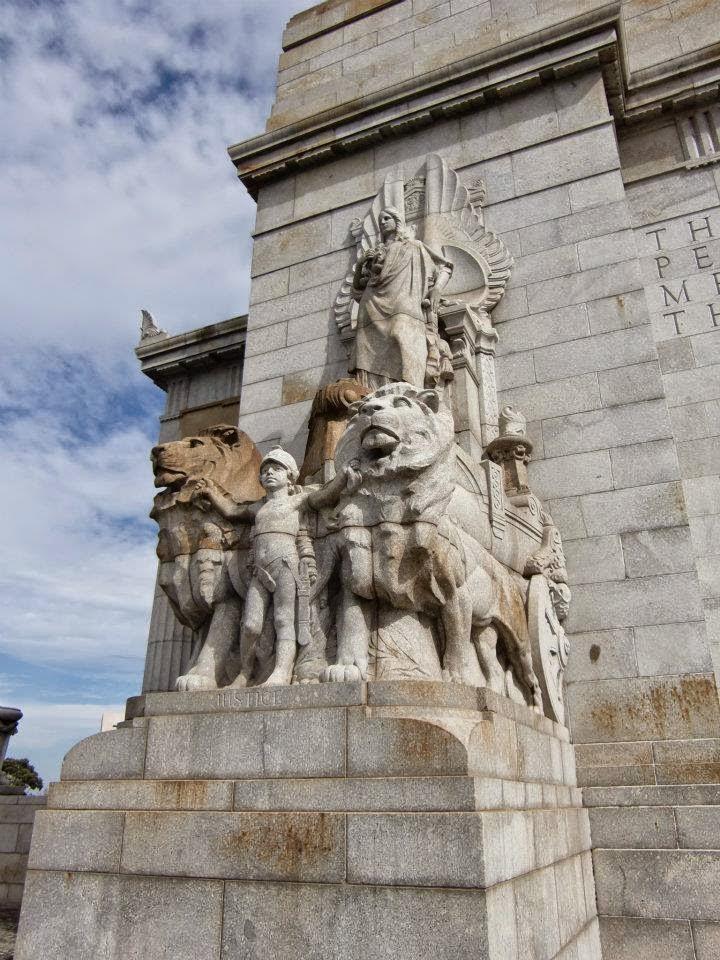 [澳洲工作假期系列] 墨爾本 戰爭紀念館 Shrine of Remembrance 4
