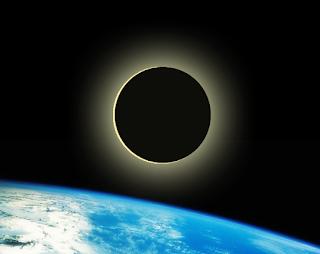 Tata Cara Shalat Gerhana Bulan Lengkap Dengan Gambar