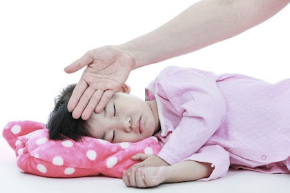 Thirteen ways to lower fever in children without medication