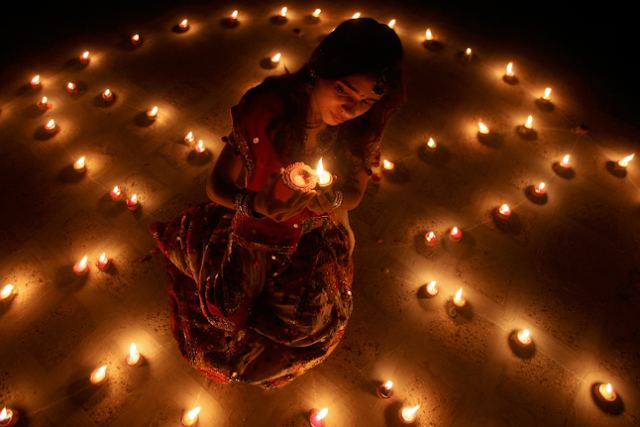 Happy Diwali Images gif