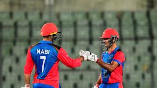 Zimbabwe vs Afghanistan 2nd Match T20 Tri-Series 2019 Highlights