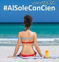 Logo Al Sole con Cien: gioca gratis e vinci gadget
