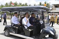 Presiden Joko Widodo Resmikan Beroperasinya KEK Mandalika
