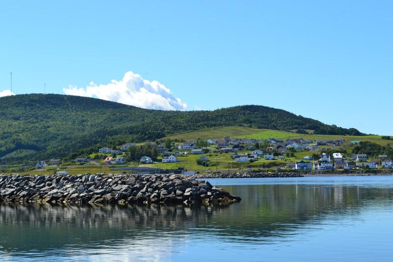Canada, Quebec, Gaspésie, Fourillon