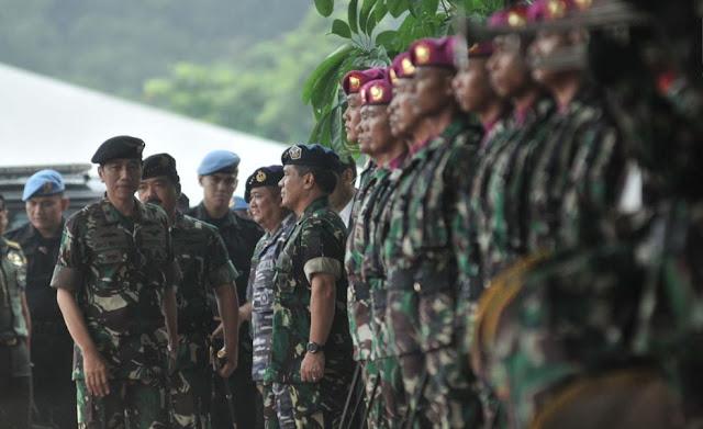 Sultan Brunei Tertarik Beli Senjata dan Tank Anoa Buatan Pindad