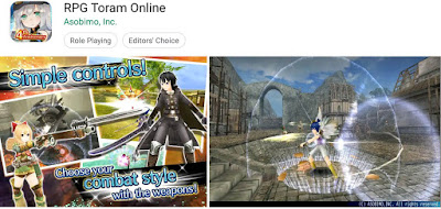 game mmorpg android online