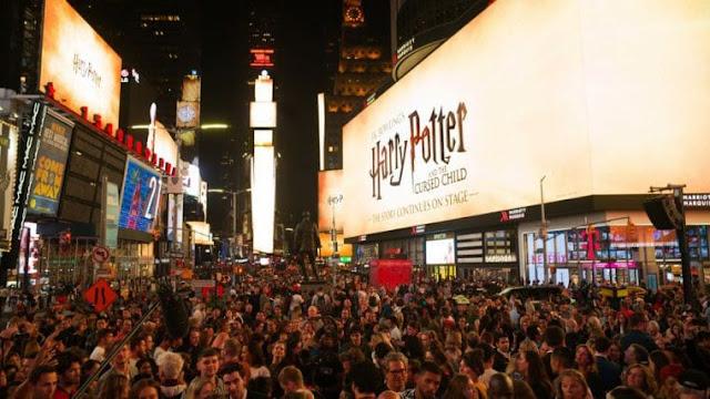 Harry Potter terá novidades no teatro