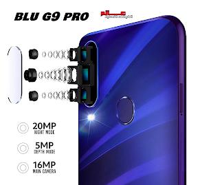 مواصفات و مميزات بلو BLU G9 Pro مواصفات بلو جي9 برو  مواصفات جوال بلو BLU G9 Pro - سعر موبايل/هاتف/تليفون بلو BLU G9 Pro