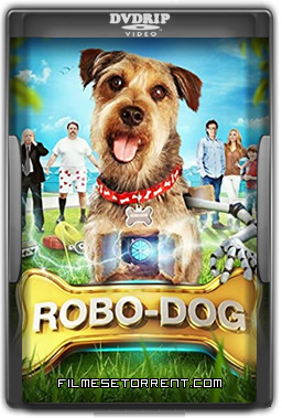 Robô Dog Torrent DVDRip Dual Áudio 2016