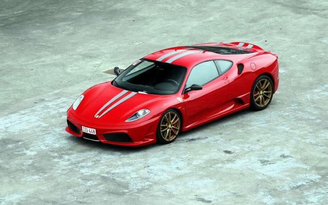 Ferrari 430 Scudero