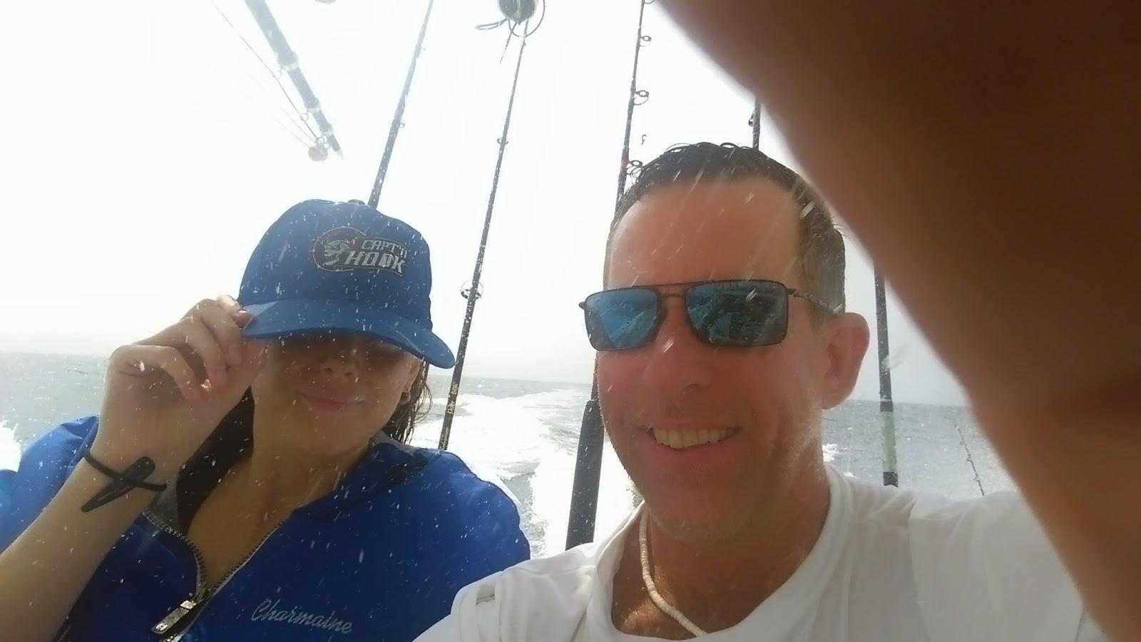 Charmaine & Captain Marc Paul