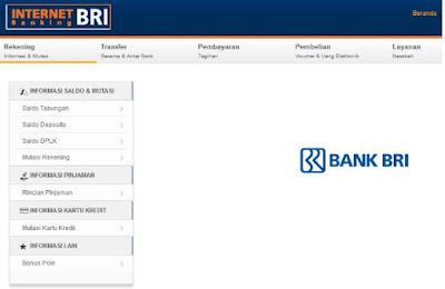Cara Registrasi Internet Banking Bri Melalui Atm Miniatm Dengan Mudah