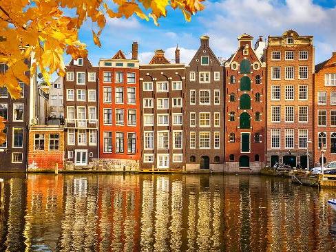 Amsterdam Travel Wishlist