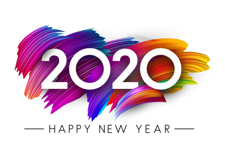 Happy New Year 2020 Messages.Happy New Year 2020 Wishes Quotes Messages And Greetings