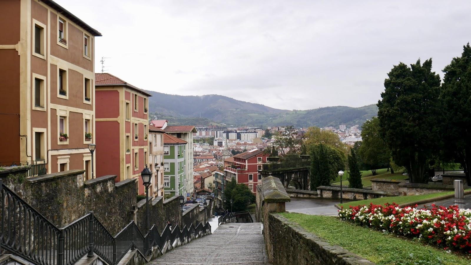 Parc de Mallona Bilbao País Vasco España