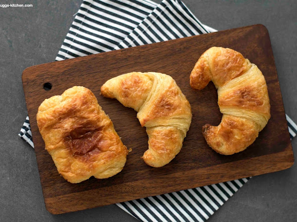 Synchronbacken #26 - Meine Croissants