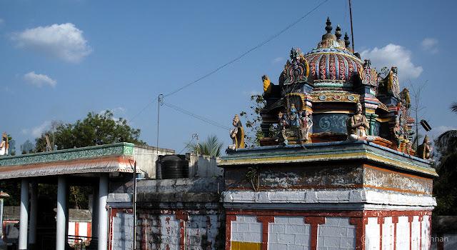Palli kondeswarar temple - పల్లికొండేశ్వరాలయం