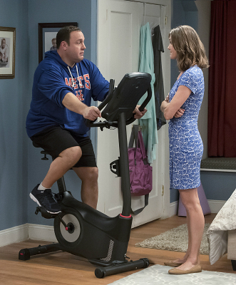"Review of ""Kevin Can Wait"""