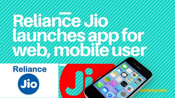 jio phone app