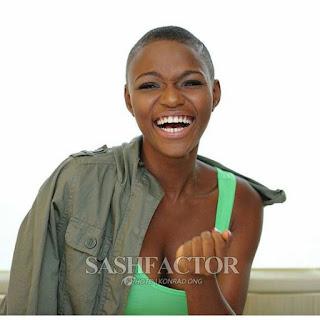 Miss universe Sierra Leone