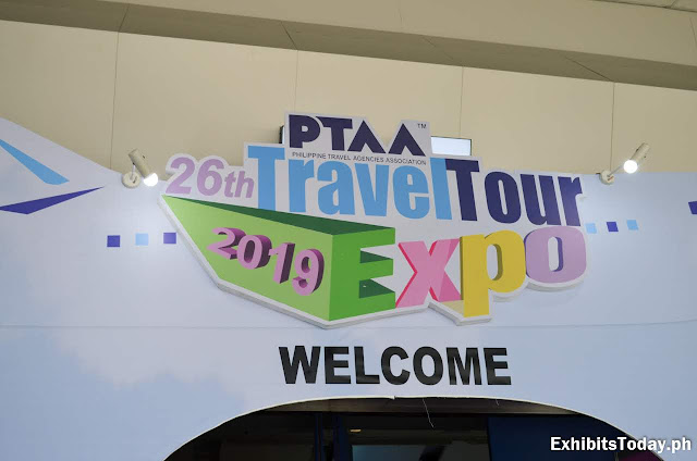 PTTA 26th Travel Tour 2019 Expo