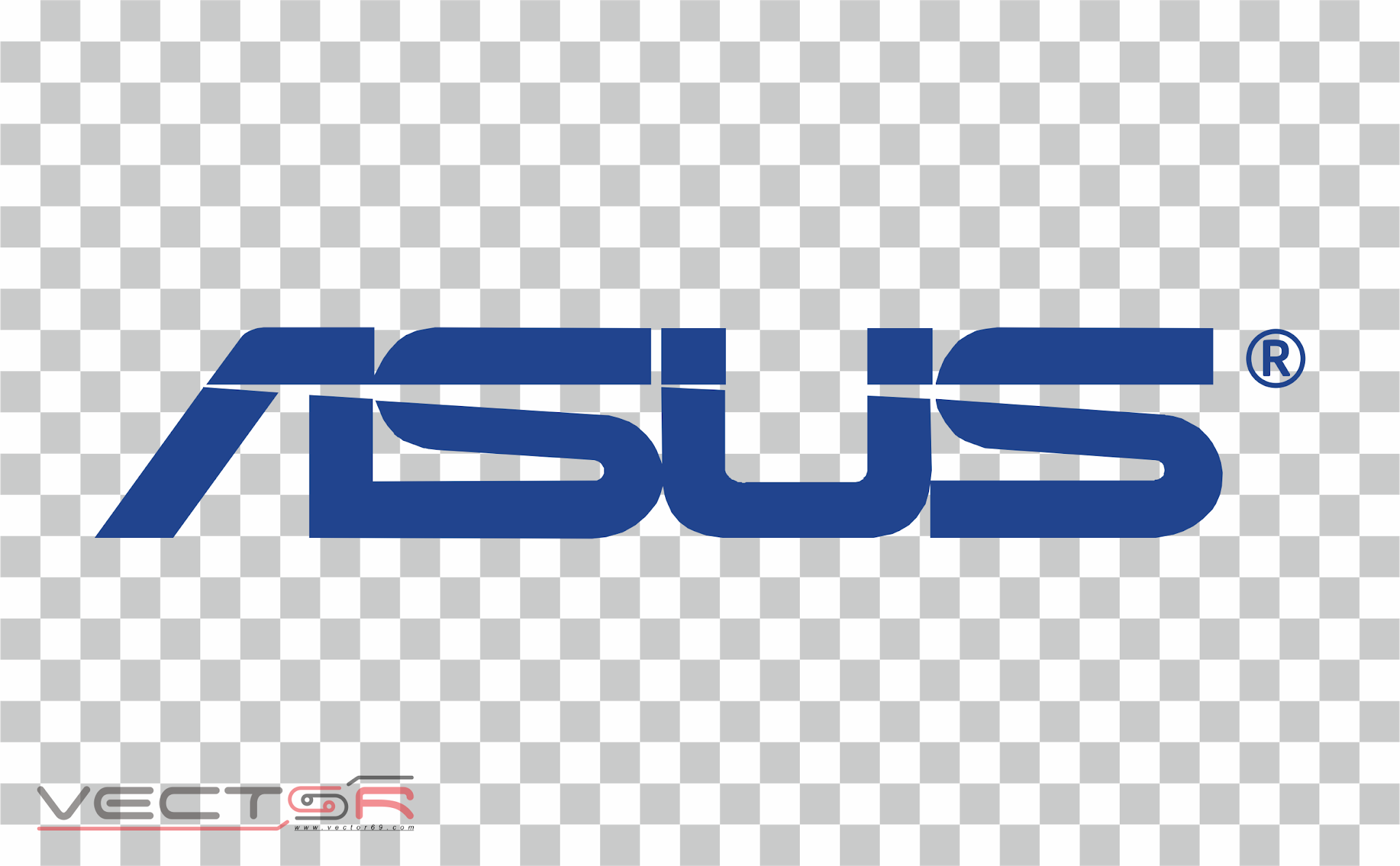 Asus Logo - Download Vector File PNG (Portable Network Graphics)