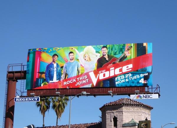 Voice season 10 billboard
