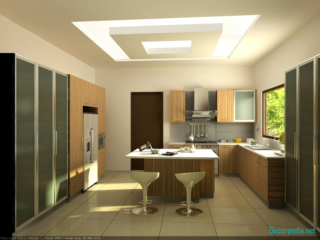 Pop False Ceiling Designs For Kitchen Taraba Home Review