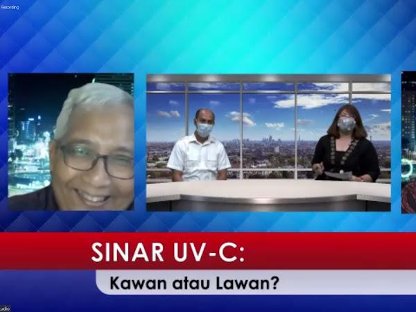 Aman Kah Desinfeksi Menggunakan UV-C?
