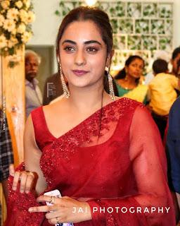 Namitha Pramod Hot Photos in Saree