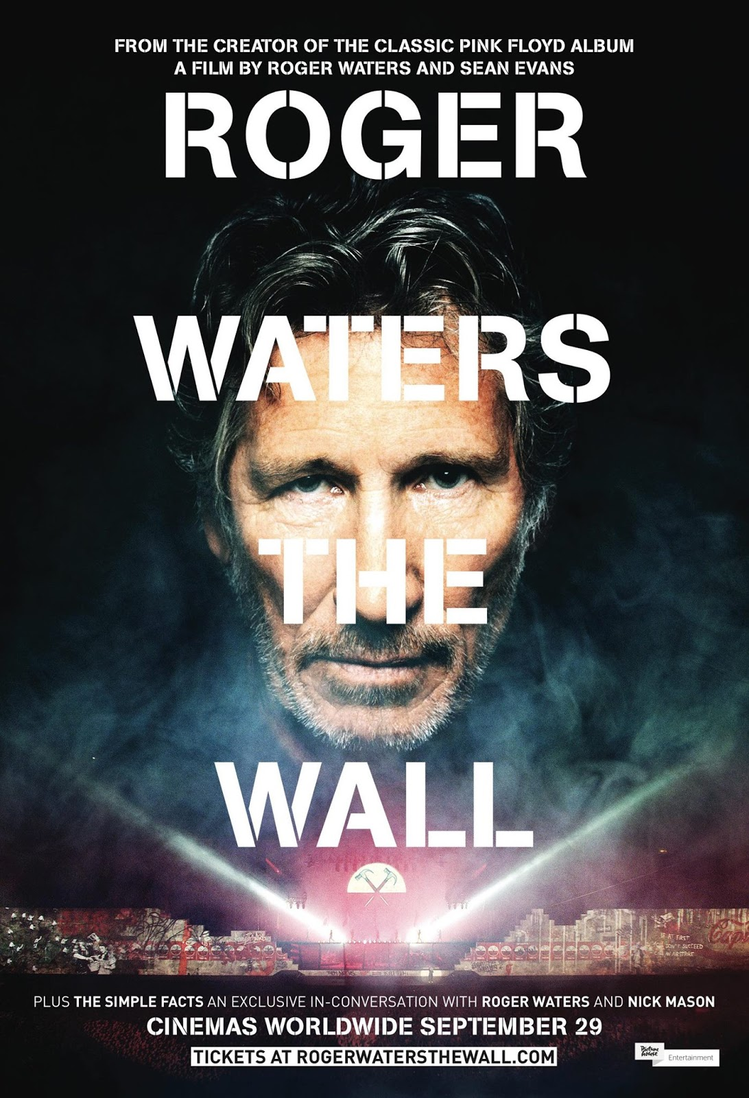 Roger Waters: The Wall 2015 - Full (HD)