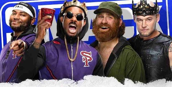 Ver Wwe En Vivo SmackDown 26 de Febrero 2021
