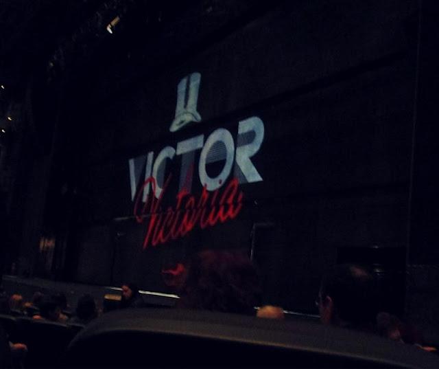 Victor Victoria στο θέατρο Pantheon