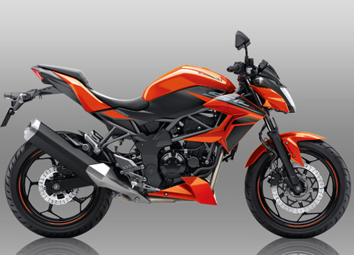 Kawasaki Z250SL Spesifikasi dan Harga Terbaru 2015