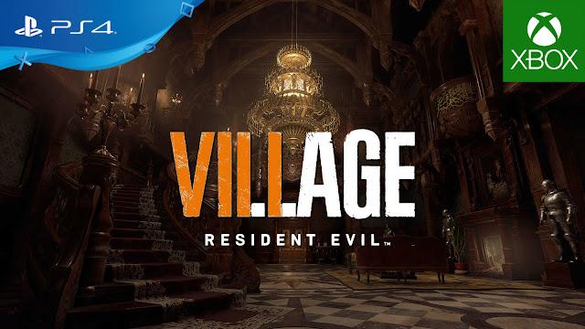 resident evil 8 village current gen consoles ps4 xbox one x1 capcom survival horror game ps5 series x