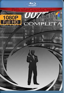 007 Todas Las Peliculas [1080p BRrip] [Latino-Inglés] [GoogleDrive]