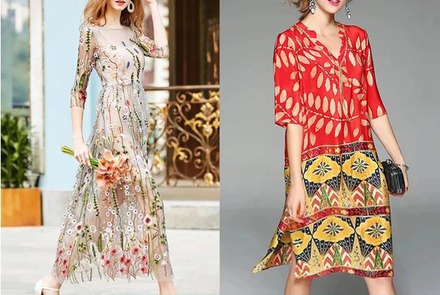 одежда, платья, покупки на иностранных сайтах