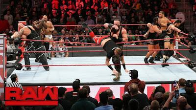 Braun Strowman Tag-Team Raw Championship WrestleMania