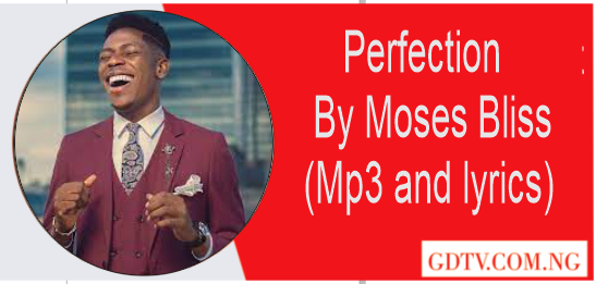 Perfection lyrics by Moses Bliss