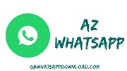 AZ WhatsApp latest version 10.50 for adroid 2020