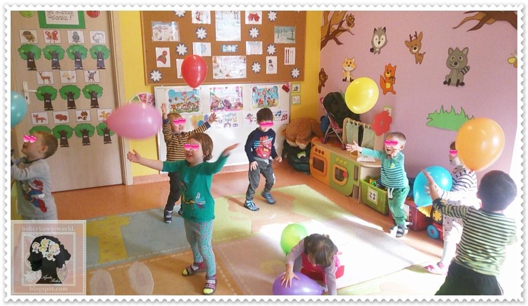 Boberkowy World Zabawy Z Balonami Konspekty Zajęć Dla 3