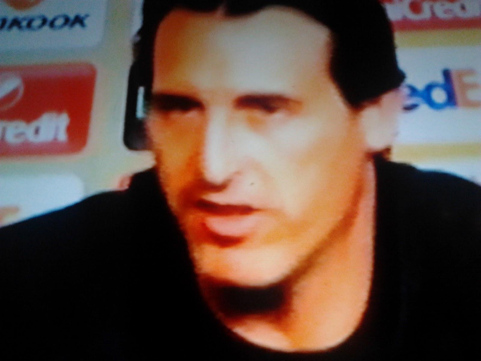 Goodiblog PSG Targets Unai Emery
