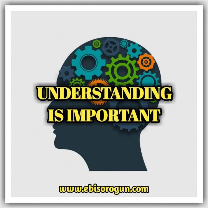 6 PRACTICAL BENEFITS OF UNDERSTANDING IN A RELATIONSHIP.