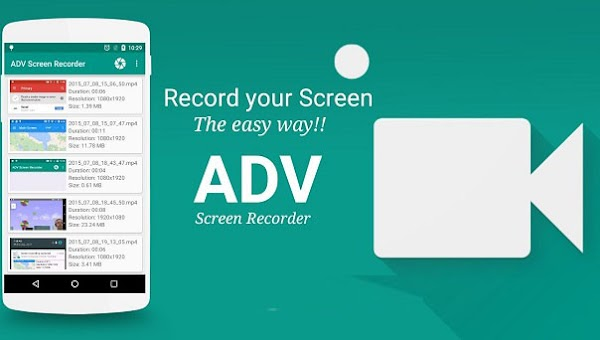 ADV Screen Recorder v4.1.1 [Pro]