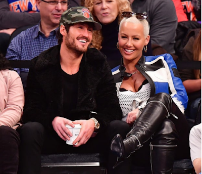 Val Chmerkovskiy calls Amber Rose an amazing woman as he talks about their split