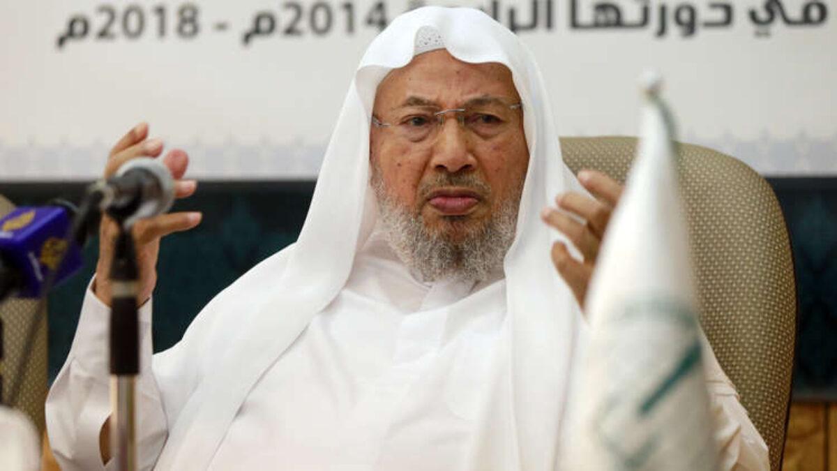 Positif Corona, Syaikh Al-Qaradhawi Tak Merasakan Gejala