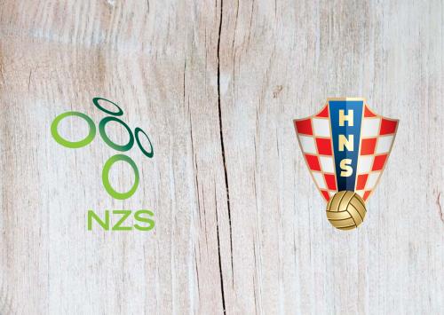 Slovenia vs Croatia -Highlights 24 March 2021