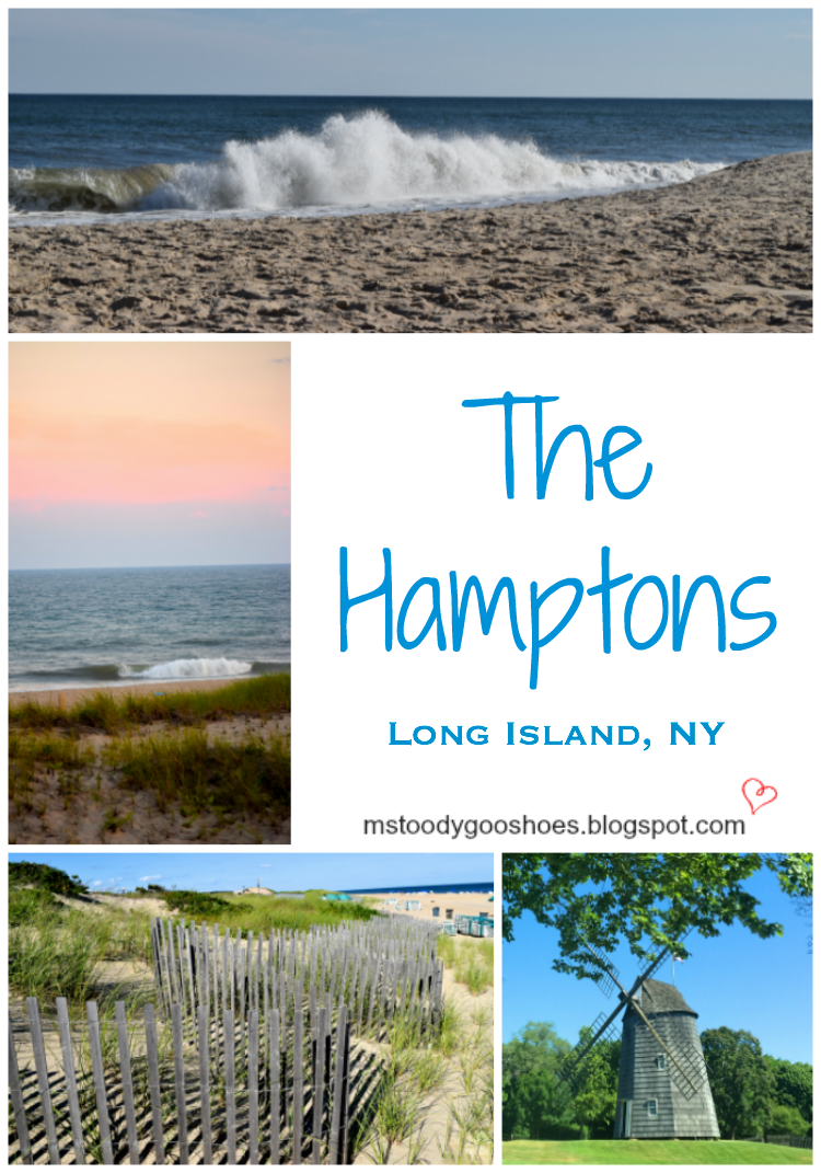 Yes, you can wear flip-flops in the Hamptons! | Ms. Toody Goo Shoes