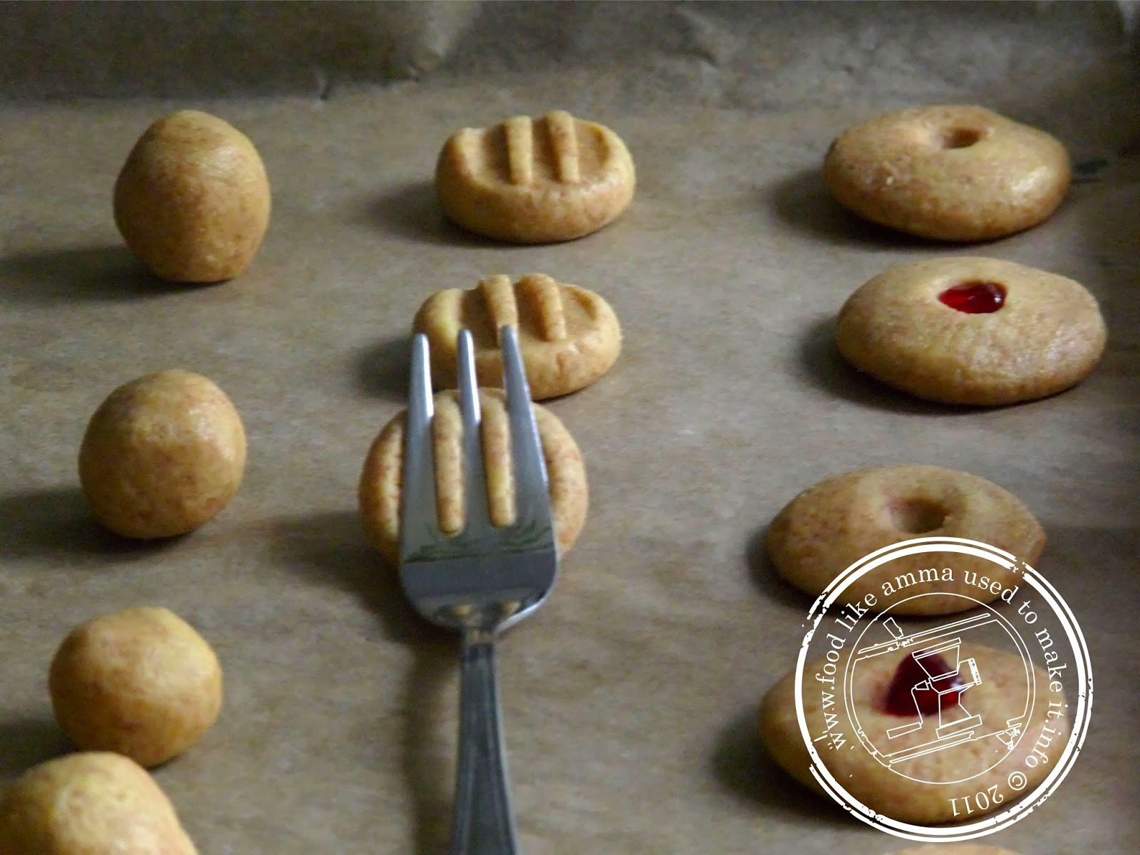 custard biscuits like amma used to make it